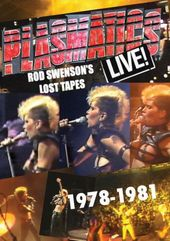 Plasmatics - Live: Rod Swenson's Lost Tapes