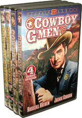 Cowboy G-Men - Volumes 1-4 (4-DVD)