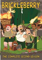 Brickleberry - Complete 2nd Season (2-Disc)