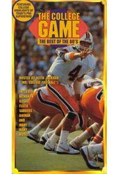 Football - The College Game: Best of the 80's