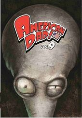 American Dad! - Volume 9 (3-Disc)
