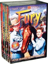 Fury - Volumes 1-5 (5-DVD Bundle Pack)