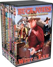 The Rough Riders: Monogram Collection (8-DVD