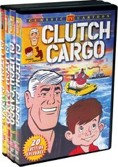 Clutch Cargo Volumes 1-4 (4-DVD)