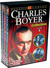 Charles Boyer Collection, Volumes 1-4 (4-DVD)