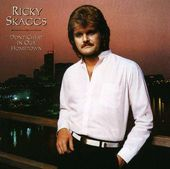 Ricky Scaggs: Don't Cheat in Our Hometown (CD,