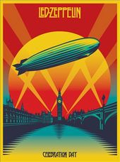 Led Zeppelin - Celebration Day (Blu-ray + 2-CD)