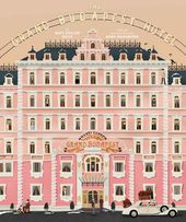 The Wes Anderson Collection: The Grand Budapest