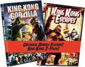 King Kong Vs. Godzilla / King Kong Escapes (Belly