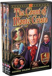 Count of Monte Cristo Collection (3-DVD)