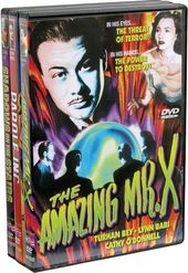 Turhan Bey Collection (The Amazing Mr. X /