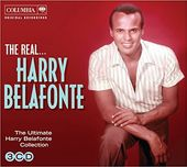 The Real... Harry Belafonte (3-CD)