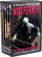 German Expressionism 5-Film Collection (5-DVD)