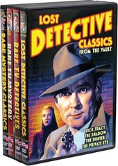 Hardboiled Early TV Detectives Collection (4-DVD)