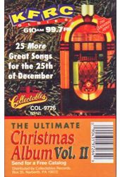 KFRC 99.7FM - Ultimate Christmas Album, Volume 2