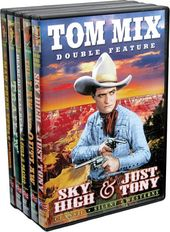 Tom Mix Silents Collection (5-DVD)