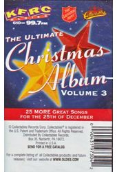 KFRC 99.7FM - Ultimate Christmas Album, Volume 3