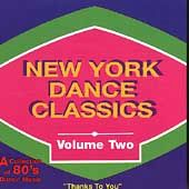 New York Dance Classics, Volume 2: A Collection