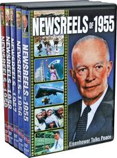 Newsreels of 1955-1959 (5-DVD)
