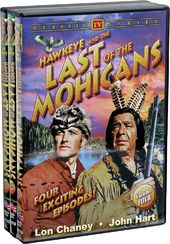 Hawkeye And The Last of the Mohicans, Volumes 4-6