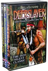 Bela Lugosi Silent Collection (The Deerslayer /