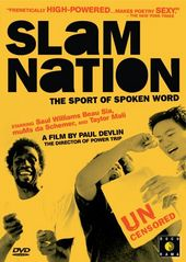 Slam Nation: The Sport of Spoken Word (2-DVD)