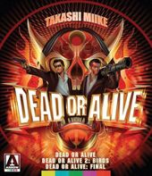 Dead or Alive Trilogy (Blu-ray)