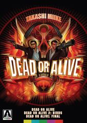 Dead or Alive Trilogy (3-DVD)