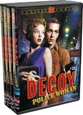 Decoy: Police Woman Collection (4-DVD)