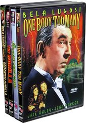 Bela Lugosi Comedies Collection (The Gorilla /