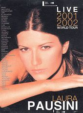 Laura Pausini - Live 2001-2002 World Tour