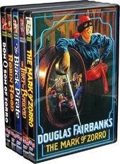 Douglas Fairbanks Silent Classics Collection (The