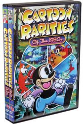 Cartoon Rarities of the 1920s and 30s (2-DVD)