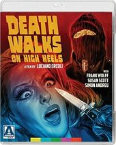 Death Walks on High Heels (Blu-ray)