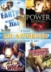 Kid-Approved Collector's Set (Earth Minus Zero /