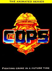 C.O.P.S - Animated Series (4-DVD)