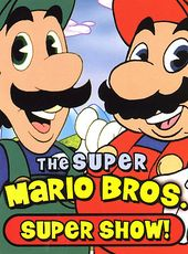 Super Mario Brothers Super Show, Volume 1 (4-DVD