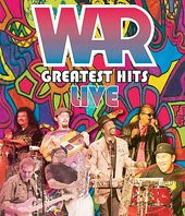 War - Greatest Hits Live (Blu-ray)