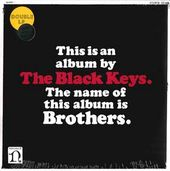 Brothers (2-LPs w/CD)