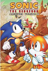 Sonic the Hedgehog Archives 16