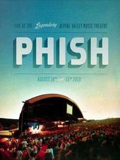 Phish: Alpine Valley 2010 (DVD, CD)