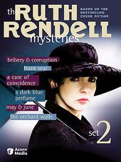 Ruth Rendell Mysteries - Set 2 (3-DVD)