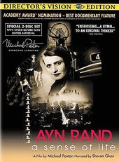 Ayn Rand: A Sense of Life (2-DVD)