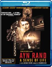 Ayn Rand: A Sense of Life (Blu-ray)