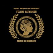 Fellini Satyricon (Limited Box set colored LP