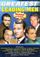Greatest Leading Men (5-DVD)