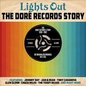 Lights Out: The Dore Records Story (3-CD)