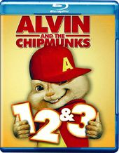 Alvin and the Chipmunks 1, 2 & 3 (Blu-ray)