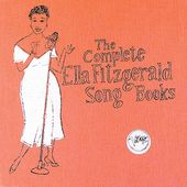 The Complete Ella Fitzgerald Song Books (16-CD