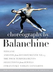 Choreography By Balanchine